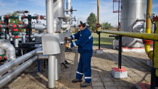 Dosage onshore dans des stations d'extraction de gaz naturel