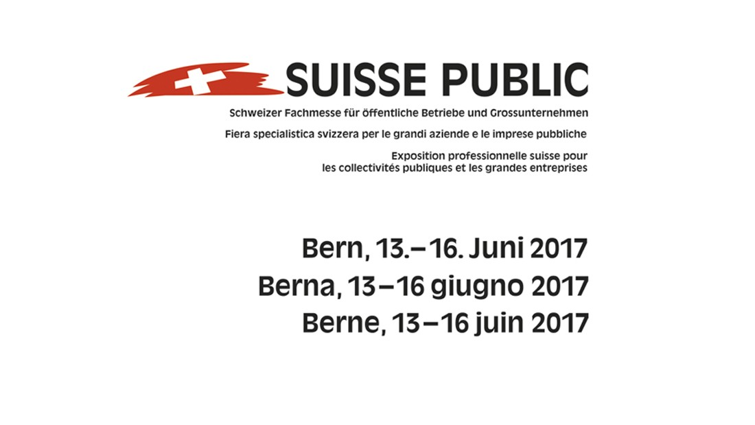"ProMinent al esposizione Suisse Public – ""Ready for you. Anytime, anywhere."""