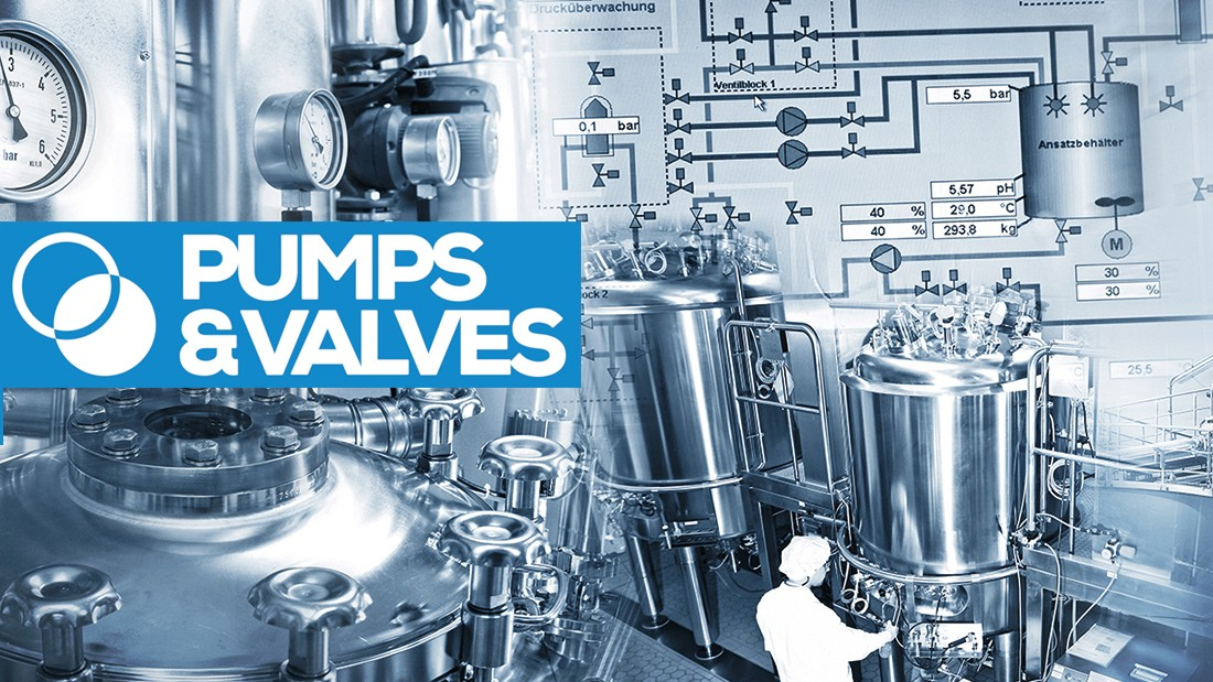 ProMinent auf der Pumps & Valves in Zürich