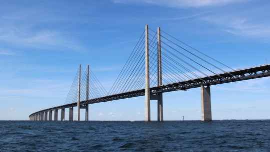 Protection ultramoderne contre les incendies dans le tunnel de l'Öresund